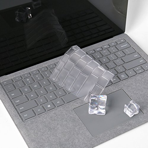 Ultra Thin Soft Clear Keyboard Cover for Microsoft...