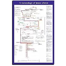 Geneology Of Jesus Laminated Wall Chart, The