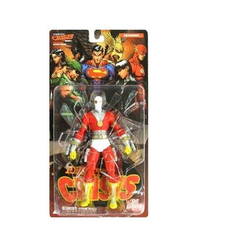 Michael Turner Identity Crisis 1: Deadshot Action Figure from DC Comics
