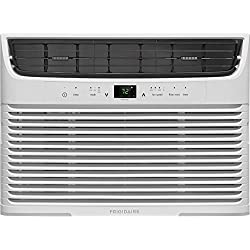 Frigidaire FFRA1222U1-12,000 Btu 115V Window-Mounted Compact Air Conditioner with Remote Control, White