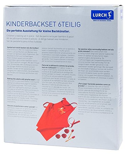 Lurch 14020 Backset f/ür Kinder 6-teilig