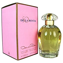 So Dela Renta 3.3 Oz Eau De Toilette Spray By Oscar De La Renta New Box Women
