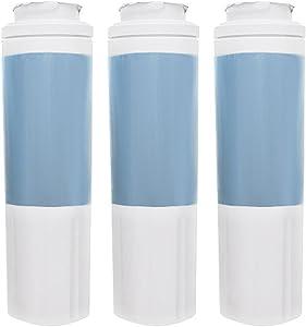 Aqua Fresh Replacement Water Filter for KitchenAid KRFC302EPA / KRFC302ESS Refrigerator Models AquaFresh (3 Pk)