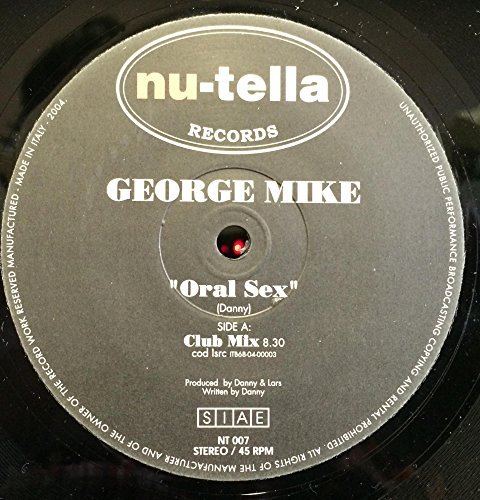 Price comparison product image George Mike Oral Sex vinyl record