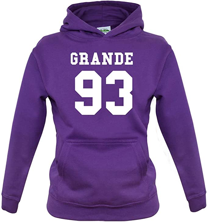 Kids Hoodie Dressdown Grande 93 9 Colours 1-13 Years