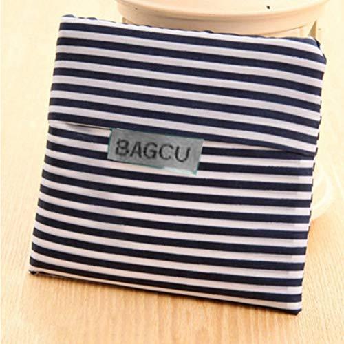 Sacs pliables provisions à de à à réutilisables sac imprimé floral provisions mode Oxford la Tissu motif à à main EwEqrHF