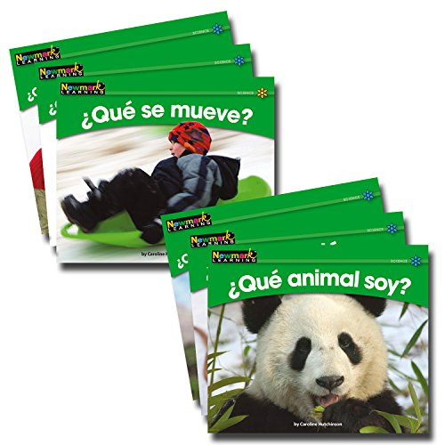 Newmark Learning En Español: Rising Readers Science Vol 1 Aid