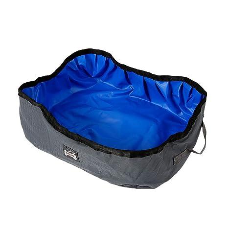 Arenero portátil para gatos al aire libre, bandeja de arena para gatos portátil, caja