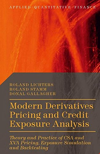 Modern Derivatives Pricing and Credit Exposure Analysis: Theory and Practice of CSA and XVA Pricing, Exposure Simulation and Backtesting (Applied Quantitative Finance) by Palgrave Macmillan