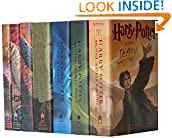 #5: Harry Potter Hard Cover Boxed Set: Books #1-7