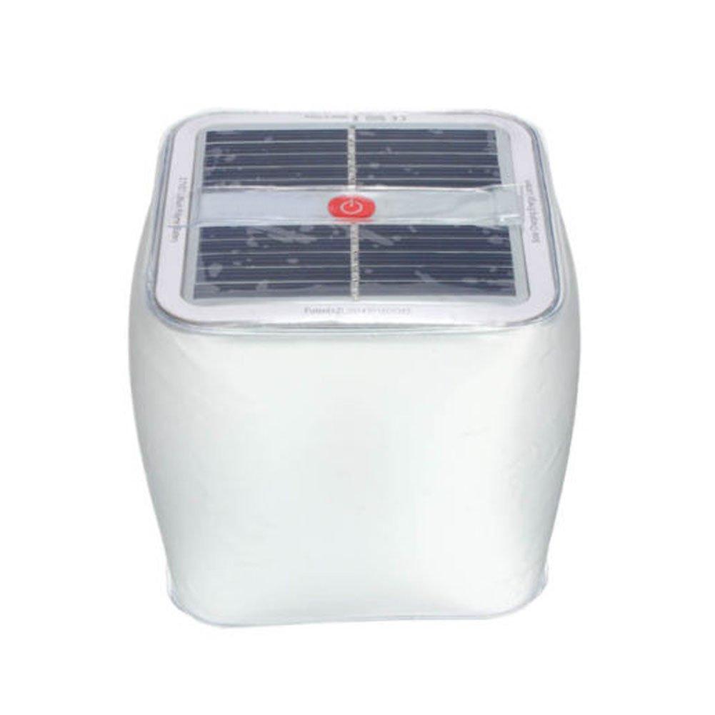 Lzndeal LED Inflatable Solar Light Camping Light Tent Lamp Solar Lantern Camp Lamps