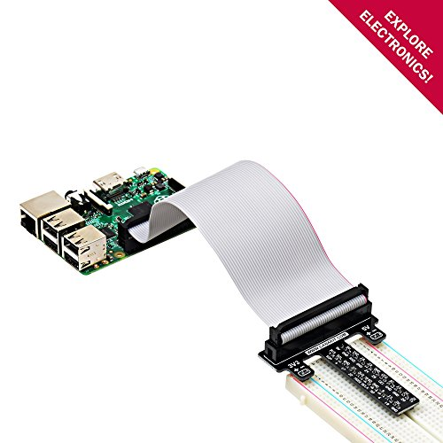 CanaKit Raspberry Pi 3 Ultimate Starter Kit - 32 GB Edition by CanaKit (Image #6)