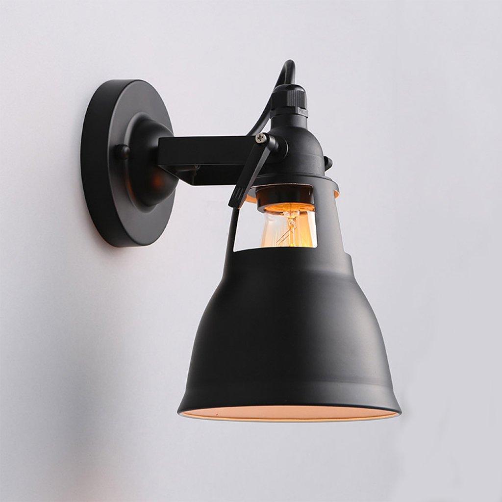 benvenuto a scegliere 1411 XQQQ-Americano ferro scala lampada da parete parete parete creativa retrò vento industriale corridoio comodino semplice applique da parete  autentico