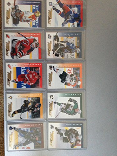 (1998 Pinnacle Hockey Collectors Club Complete)