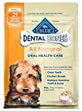 BLUE BONES NATURAL DENTAL CHEWS ALL SIZES (SMALL, 12 OUNCES) For Sale