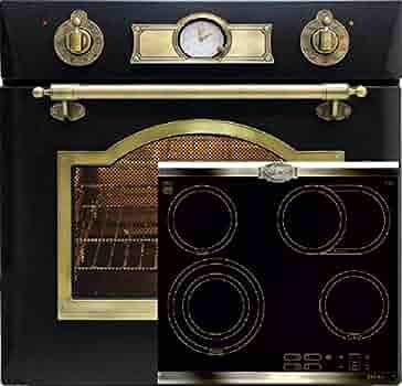 Kaiser EH 6355 Empire - Juego de hornillo y placa ...