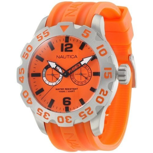 Nautica N16606g Bfd 100 Mens Watch