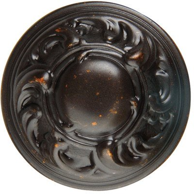 Bosetti Marella 100420.22 Brass Round Knob, 1.18-Inch Diameter, Oil Rubbed Bronze