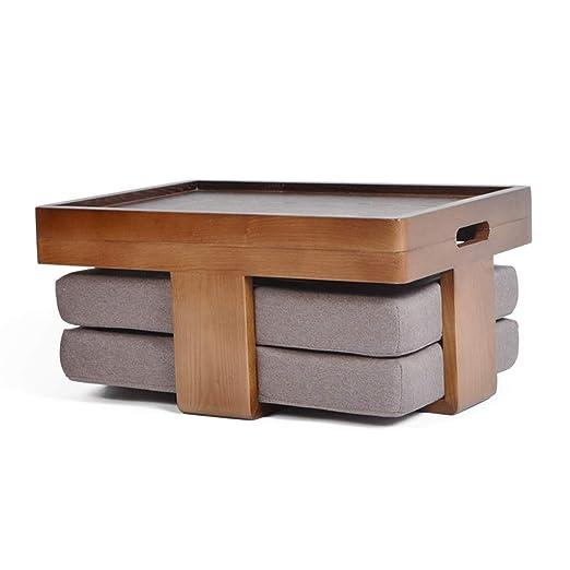 Mesas de café Mesa Japonesa con Ventana salediza de Tatami Mesa de ...