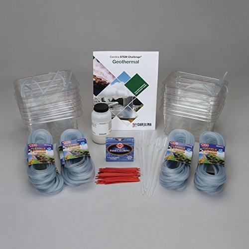Carolina STEM Challenge: Geothermal Kit