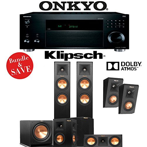 Klipsch RP-250F 5.1.2-Ch Reference Premiere Dolby Atmos Home