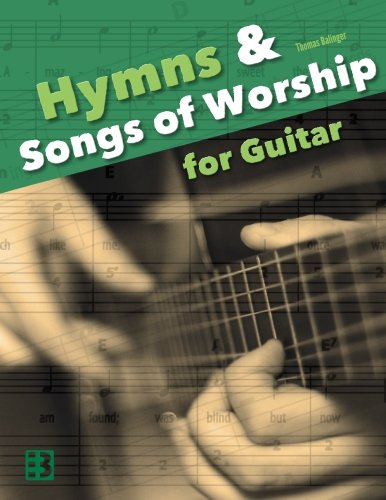 Gospel Music Tablature - Hymns & Songs of Worship for Guitar