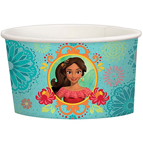 Elena of Avalor 9.5oz Paper Treat Cups (8 ct)