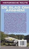Front cover for the book De slag om Arnhem - Historische route , langs de sporen van Market Garden -- by Spanjaard A.
