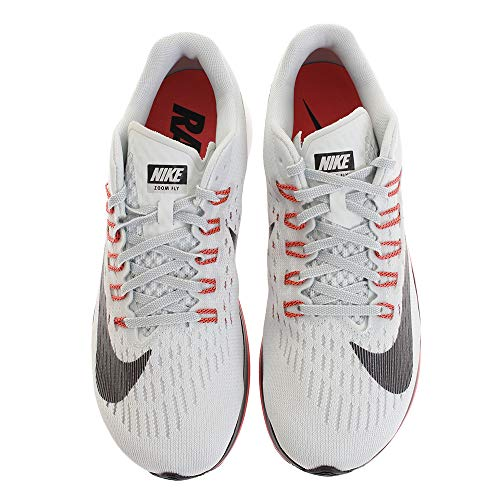 barely Running Wmns Nike Grey Zoom Scarpe Hot 009 Punch White Multicolore Fly Donna Oil rw0qfIxnq
