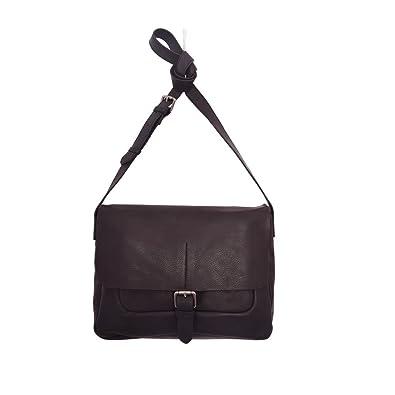 4a85d754d7 Amazon.com  Latico Leathers Blake Messenger Bag