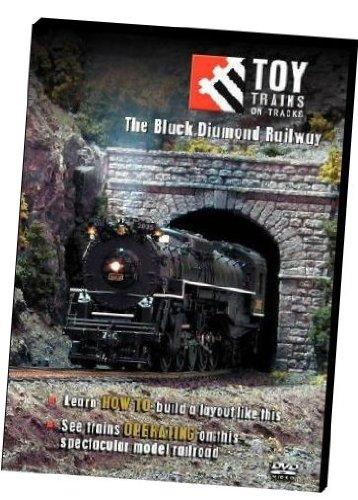 Toy Trains on Tracks - Black Diamond Railway Part I
