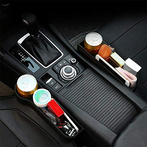 Storage Box for Car Seat Catcher Gap Storage Organizer housesweet Car Seat Gap Storage Organizer Side Gap Filler Car Slit Pockets