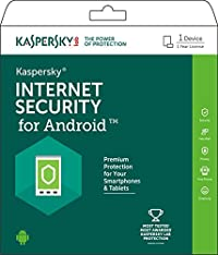 Kaspersky Internet Security for Android - 1 Device, 1 Year (voucher)