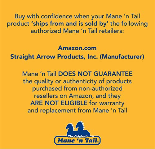 Mane 'n Tail NEW Ultimate Gloss Shampoo 32 Ounce/Ultimate Gloss Conditioner 32 Ounce with Coconut Oil/Free Hoofmaker Tube by Mane 'n Tail (Image #2)