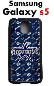 Dallas Cowboys Samsung Galaxy s5 Case Hard Silicone Case by runtopwell