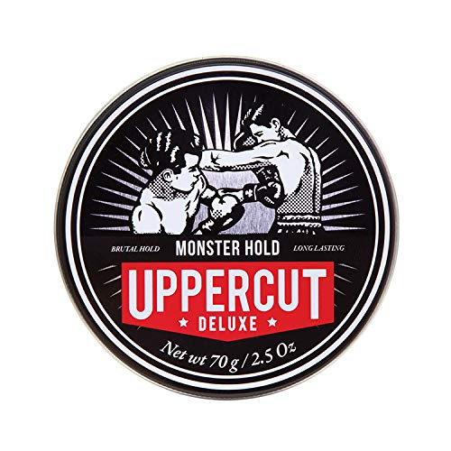 Uppercut Deluxe Monster Hold Pomade, 2.5oz