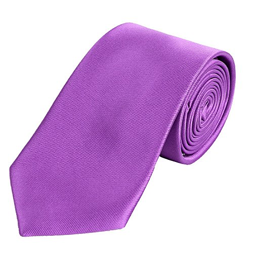 festive or for Lilac the for handmade events 7 office men business cm tie cm for DonDon 7 tie classical 6qRg7g