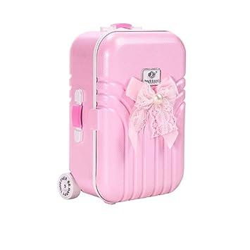 Cuigu Reise-Set Koffer f/ür 18 Zoll American Girl Puppe Puppe Zubeh/ör