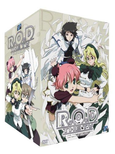 (R.O.D TV (Read or Die) - Edition Simple)