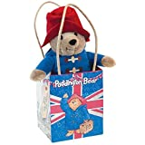 Paddington Bear Paddington Bear in Union Jack Gift Bag,by Rainbow Designs