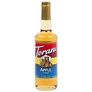 Torani Apple Syrup - Italian Soda Syrup