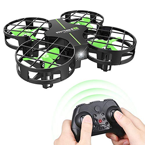 Dwi-Dowellin-Mini-Drone-with-Crash-Guard-LED-Night-Lights-Altitude-Hold-360-Flips-and-Rolls-Micro-RC-Quadcopter-Remote-Control-One-Key-Take-Off-Landing-Return-Headless-Mode