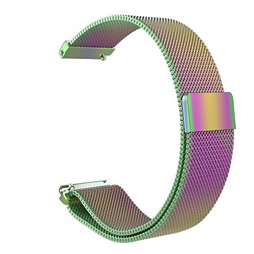 MoKo Milanese Stainless Bracelet COLORFUL