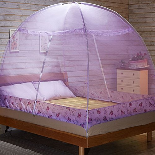 1.2m Foldable Mosquito Net - 5