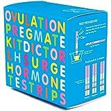 PREGMATE 50 Ovulation Test Strips LH Surge Predictor OPK Kit (50 LH)