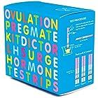 PREGMATE 50 Ovulation LH Test Strips One Step Urine Test Strip Combo Predictor