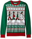 Ugly Christmas Sweater Mens Abbey Road Sweater