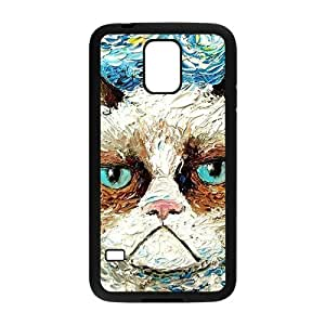 Aggrieved Black cat Cell Phone For Case Ipod Touch 4 Cover