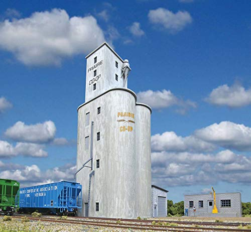 - Walthers Cornerstone Prairie COOP Train