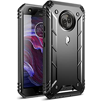 Amazon.com: Spigen Rugged Armor Moto X4 Case with